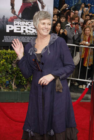 persia: Kelly McGillis at the Los Angeles premiere of Prince Of Persia: The Sands Of Time held at the Graumans Chinese Theatre in Hollywood, USA on May 17, 2010.