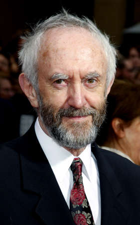 Jonathan Pryce at the Los Angeles premiere of 'Prince Of Persia: The Sands Of Time' held at the  Grauman's Chinese Theatre in Hollywood, USA on May 17, 2010. 報道画像