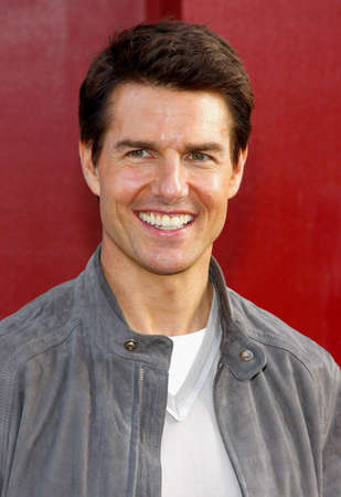 HOLLYWOOD, CA - JUNE 08, 2012: Tom Cruise at the Los Angeles premiere of Rock of Ages held at the Graumans Chinese Theatre in Hollywood, USA on June 8, 2012.