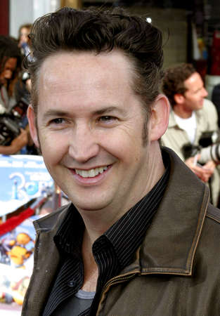 harland: Harland Williams at the Los Angeles Premiere of Robots held at the Mann Village Theatre in Westwood, USA on March 6, 2005.