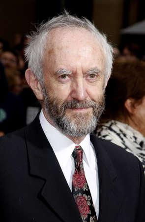 Jonathan Pryce at the Los Angeles premiere of 'Prince Of Persia: The Sands Of Time' held at the  Grauman's Chinese Theatre in Hollywood, USA on May 17, 2010. Editorial