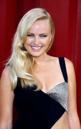 Malin Akerman at the Los Angeles premiere of 'Rock of Ages' held at the Grauman's Chinese Theatre in Hollywood, USA on June 8, 2012.