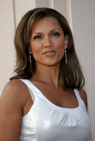 north hollywood: Vanessa Williams at the Evening with Ugly Betty held at the Leonard H. Goldenson Theatre in North Hollywood, USA on April 30, 2007. Editorial