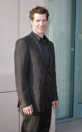 leonard: Eric Mabius at the Evening with Ugly Betty held at the Leonard H. Goldenson Theatre in North Hollywood, USA on April 30, 2007.