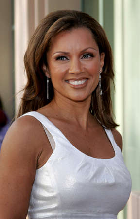 vanessa: Vanessa Williams at the Evening with Ugly Betty held at the Leonard H. Goldenson Theatre in North Hollywood, USA on April 30, 2007. Editorial