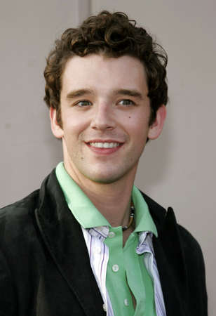 leonard: Michael Urie at the Evening with Ugly Betty held at the Leonard H. Goldenson Theatre in North Hollywood, USA on April 30, 2007. Editorial