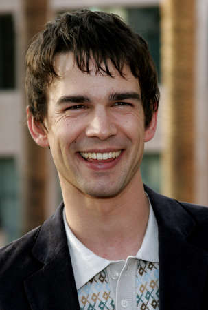 leonard: Christopher Gorham at the Evening with Ugly Betty held at the Leonard H. Goldenson Theatre in North Hollywood, USA on April 30, 2007. Editorial
