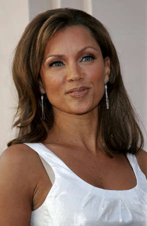 leonard: Vanessa Williams at the Evening with Ugly Betty held at the Leonard H. Goldenson Theatre in North Hollywood, USA on April 30, 2007. Editorial