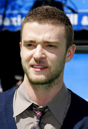mann: Justin Timberlake at the Los Angeles premiere of Shrek The Third held at the Mann Village in Westwood, USA on May 6, 2007. Editorial