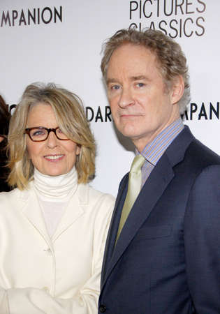 companion: Kevin Kline and Diane Keaton at the Los Angeles premiere of Darling Companion held at the Egyptian Theater in Hollywood on April 17, 2012.