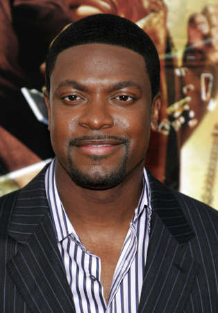 tucker: Chris Tucker at the Los Angeles premiere of Rush Hour 3 held at the Manns Chinese Theater in Hollywood, USA on July 30, 2007. Editorial