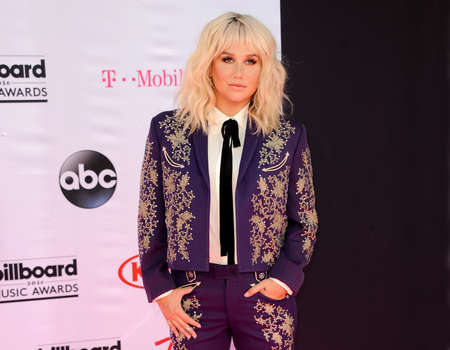 Kesha at the 2016 Billboard Music Awards held at T-Mobile Arena in Las Vegas, USA on May 22, 2016. Editorial