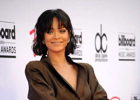 Rihanna at the 2016 Billboard Music Awards held at T-Mobile Arena in Las Vegas, USA on May 22, 2016. Redactioneel