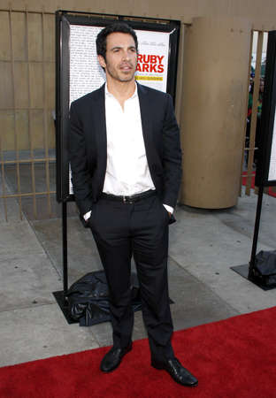 HOLLYWOOD, CA - JULY 19, 2012: Chris Messina at the Los Angeles premiere of Ruby Sparks held at the Egyptian Theatre in Hollywood, USA on July 19, 2012.
