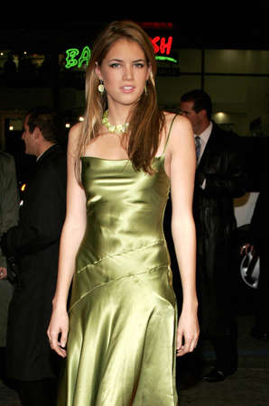 cody: Cody Horn at the World Premiere of Rumor Has It held at the Graumans Chinese Theater in Hollywood, USA on December 15, 2005.