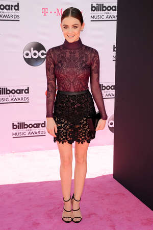 hale: Lucy Hale at the 2016 Billboard Music Awards held at T-Mobile Arena in Las Vegas, USA on May 22, 2016. Editorial