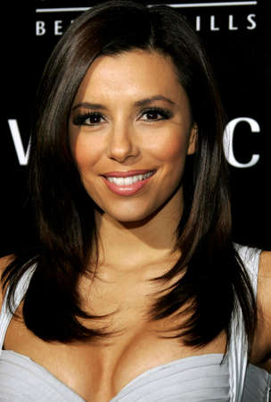 honoring: Eva Longoria at the Rodeo Drive Walk Of Style Award honoring Gianni and Donatella Versace held at the Beverly Hills City Hall in Beverly Hills, USA on February 8, 2007. Editorial
