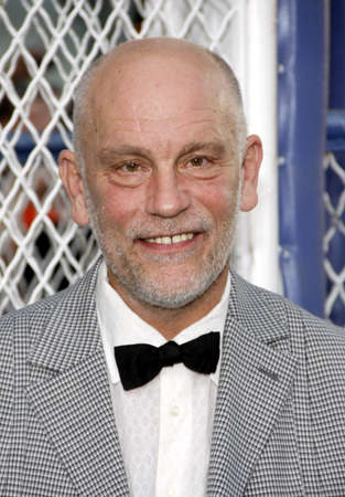 secretariat: HOLLYWOOD, CA - SEPTEMBER 30, 2010: John Malkovich at the Los Angeles premiere of Secretariat held at the El Capitan Theater in Hollywood, USA on September 30, 2010.