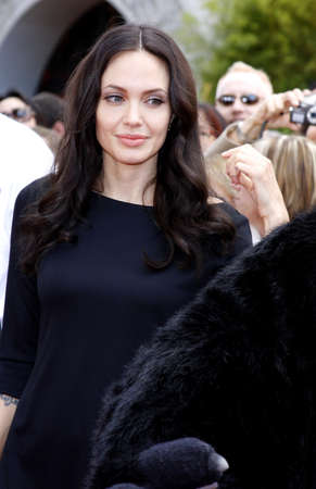 angelina jolie: Angelina Jolie at the Los Angeles premiere of Secrets of the Furious Five held at the Graumans Chinese Theater in Hollywood, USA on November 9, 2008.