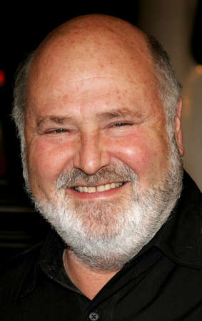 """Rob Reiner at the World Premiere of """"Rumor Has It"""" held at the Grauman's Chinese Theater in Hollywood, USA on December 15, 2005."""