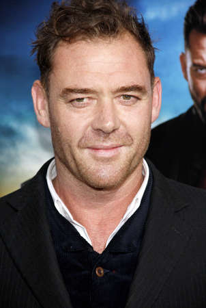 rogue: Marton Csokas at the Los Angeles premiere of Rogue held at the ArcLight Theater in Los Angeles, USA on March 26, 2013.