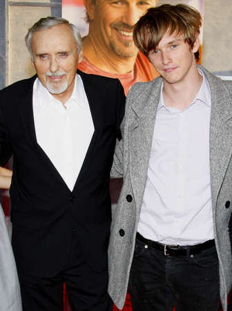 hopper: Dennis Hopper at the Los Angeles premiere of Swing Vote held at the El Capitan Theater in Hollywood on July 24, 2008. Editorial