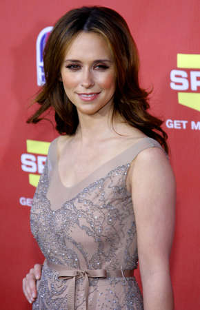 jennifer: Jennifer Love Hewitt at the 2007 Spike TVs Scream Fest held at the Greek Theater in Hollywood on October 19, 2007.
