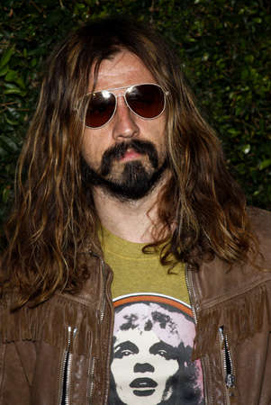Rob Zombie at the 2007 Spike TV's Scream Fest held at the Greek Theater in Hollywood on October 19, 2007.