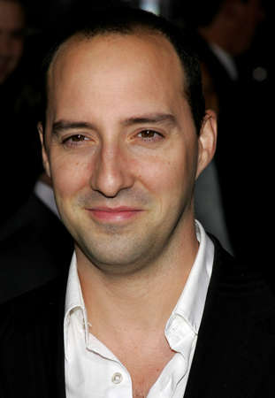 hale: Tony Hale at the Los Angeles premiere of Stranger Than Fiction held at the Mann Village Theatre in Westwood, USA on October 30, 2006. Editorial
