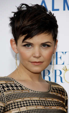 borrowed: Ginnifer Goodwin at the Los Angeles premiere of Something Borrowed held at the Graumans Chinese Theater in Hollywood on May 3, 2011.