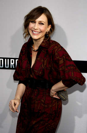 premieres: Vera Farmiga at the Los Angeles premiere of Source Code held at the ArcLight Cinemas in Hollywood on March 28, 2011.