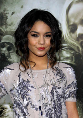 sucker: Vanessa Hudgens at the Los Angeles premiere of Sucker Punch held at the Graumans Chinese Theater in Hollywood on March 23, 2011. Editorial