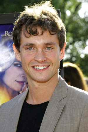 hugh: Hugh Dancy at the Los Angeles premiere of Stardust held at the Paramount Pictures Studios in Hollywood, USA on July 29, 2007.
