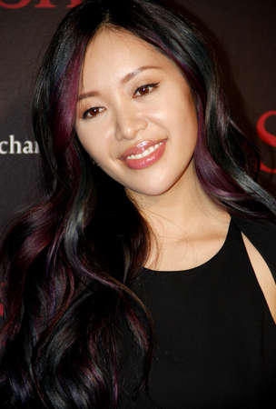 west hollywood: Michelle Phan at the SK-II ChangeDestiny Forum held at the Andaz Hotel in West Hollywood, USA on February 26, 2016.
