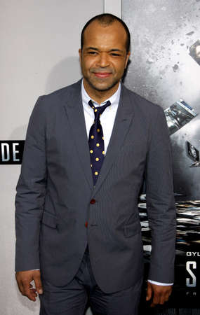 jeffrey: Jeffrey Wright at the Los Angeles premiere of Source Code held at the ArcLight Cinemas in Hollywood on March 28, 2011.