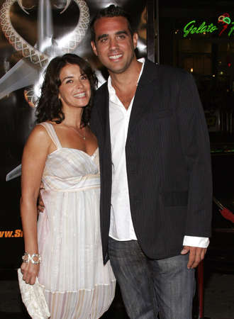 bobby: Annabella Sciorra and Bobby Cannavale at the Premiere of Snakes on a Plane held at the Graumans Chinese Theater in Hollywood, USA on August 17, 2006.