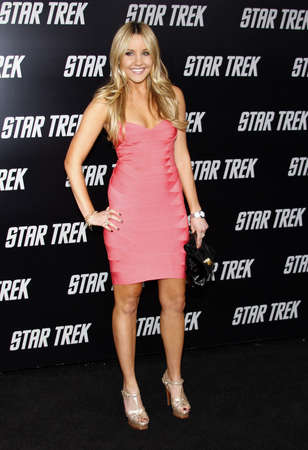Amanda Bynes at the Los Angeles premiere of Star Trek held at the Graumans Chinese Theater in Hollywood on April 30, 2009. Editorial