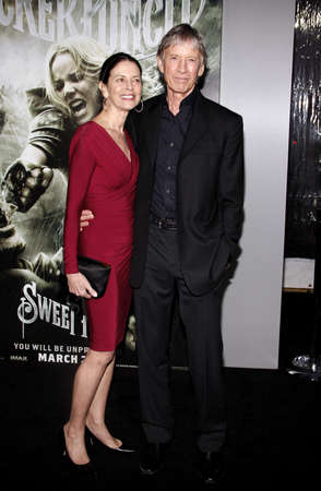 glenn: Scott Glenn at the Los Angeles premiere of Sucker Punch held at the Graumans Chinese Theater in Hollywood on March 23, 2011. Editorial