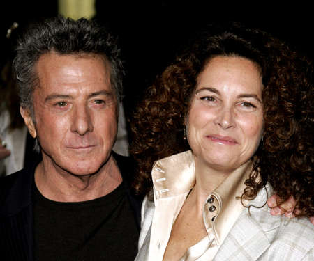 premieres: Dustin Hoffman at the Los Angeles premiere of 'Stranger Than Fiction' held at the Mann Village Theatre in Westwood, USA on October 30, 2006.