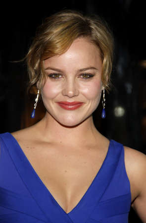 sucker: Abbie Cornish at the Los Angeles premiere of Sucker Punch held at the Graumans Chinese Theater in Hollywood on March 23, 2011. Editorial