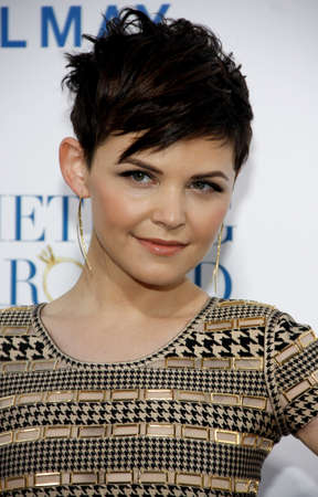 borrowed: Ginnifer Goodwin at the Los Angeles premiere of Something Borrowed held at the Graumans Chinese Theater in Hollywood, USA on May 3, 2011.