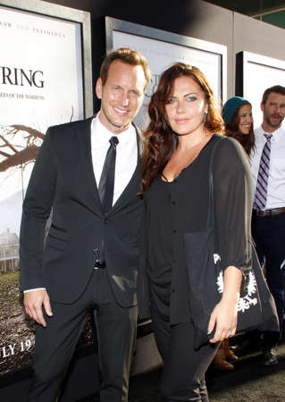 conjuring: Patrick Wilson at the Los Angeles premiere of The Conjuring held at the Cinerama Dome in Hollywood, USA on July 15, 2013.
