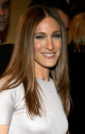 Sarah Jessica Parker at the Los Angeles premiere of The Family Stone held at the Mann Village Theater in Westwood, USA on December 6, 2005.
