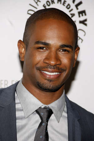 endings: Damon Wayans Jr. at the Paley Center For Media Presents An Evening With Happy Endings held at the Paley Center for Media in Beverly Hills on August 29, 2011. Editorial