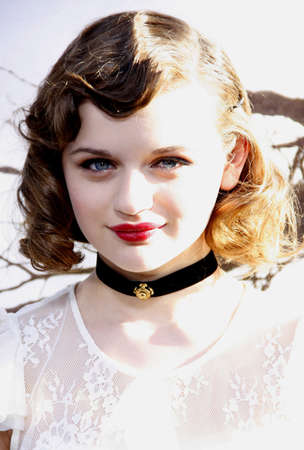 conjuring: Joey King at the Los Angeles premiere of The Conjuring held at the Cinerama Dome in Hollywood, USA on July 15, 2013. Editorial