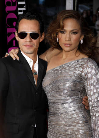 marc: Jennifer Lopez and Marc Anthony at the Los Angeles premiere of The Back-Up Plan held at the Regency Village Theatre in Westwood on April 21, 2010. Editorial