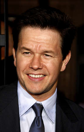 Mark Wahlberg at the Los Angeles premiere of The Fighter held at the Graumans Chinese Theatre in Hollywood on December 6, 2010.