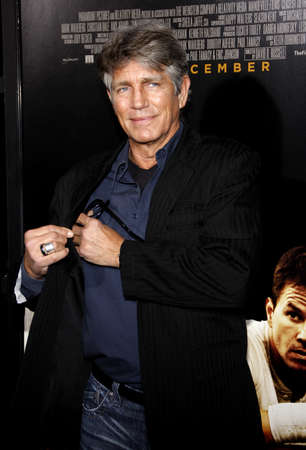 roberts: Eric Roberts at the Los Angeles premiere of The Fighter held at the Graumans Chinese Theatre in Hollywood on December 6, 2010.