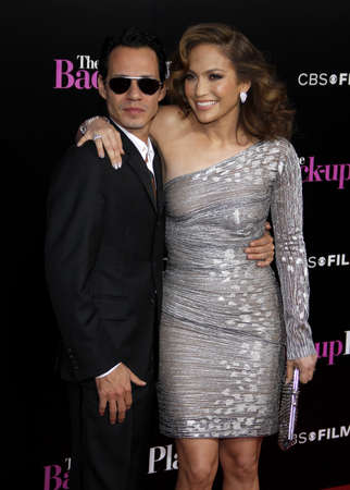 jennifer: Jennifer Lopez and Marc Anthony at the Los Angeles premiere of The Back-Up Plan held at the Regency Village Theatre in Westwood on April 21, 2010. Editorial