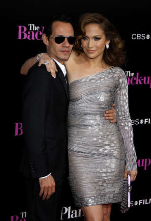 marc: Jennifer Lopez and Marc Anthony at the Los Angeles premiere of The Back-Up Plan held at the Regency Village Theatre in Westwood on April 21, 2010